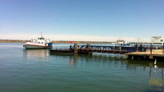 El puerto de Ayamonte contará con un nuevo pantalán para el tráfico de viajeros