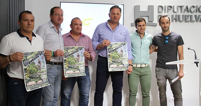 Unos 200 ciclistas se esperan que tomen parte el domingo en el Rally BTT de Paterna del Campo