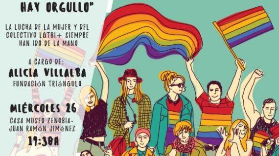 Moguer celebra la III Semana de la Diversidad para dar visibilidad a los derechos del colectivo LGTBI
