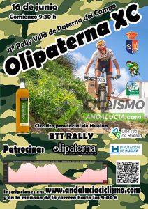 Cartel de la prueba ciclista que tendrá lugar en Paterna el próximo 16 de junio.