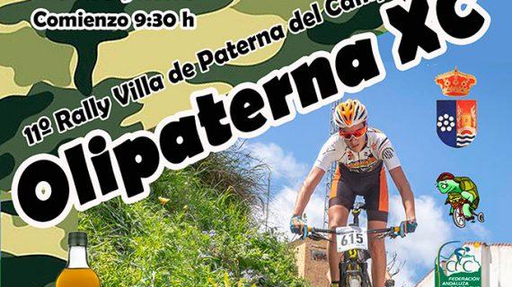 El Olipaterna XC-11º Rally Villa de Paterna del Campo, segunda cita del Circuito Provincial Diputación de Huelva de XCO