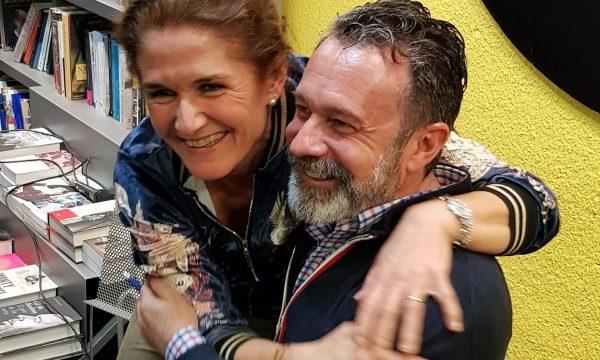 Manuel Pinomontano o el onubense Chiqui González, dos caras de una misma persona que cumple sus ilusiones