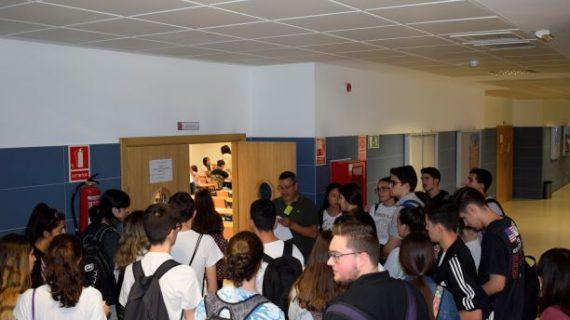 Más de 2.000 estudiantes de la provincia comienzan las Pruebas de Acceso a la Universidad