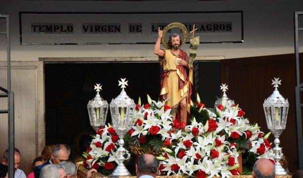 Palos de la Frontera celebra sus fiestas en Honor a San Juan Bautista este fin de semana