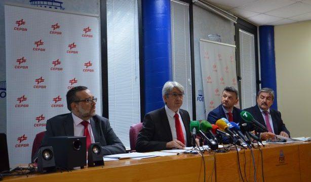 Cepsa destina 46.6 millones de euros a mejoras ambientales en Huelva en 2018