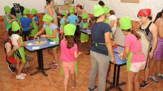 Más de 160 jóvenes, con y sin discapacidad, disfrutarán este verano de los campamentos inclusivos de la ONCE en Huelva