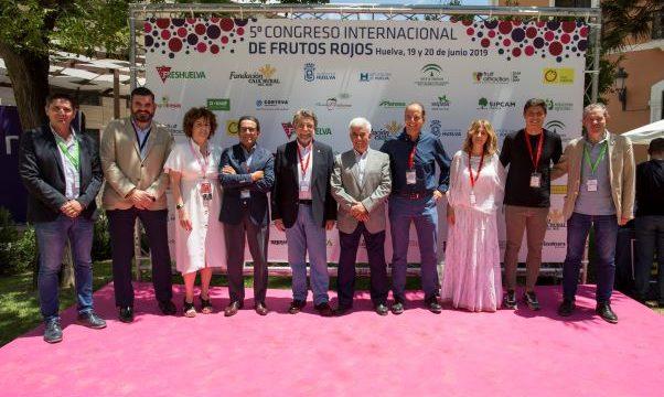 El 5º Congreso Internacional de Frutos Rojos pone el acento en las propiedades nutricionales de los frutos rojos