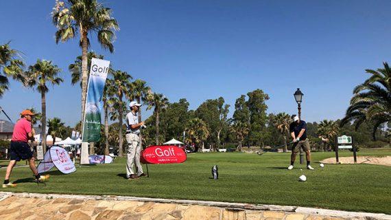 El Parador Málaga Golf acogió el segundo de los torneos del Circuito de Golf Huelva la Luz