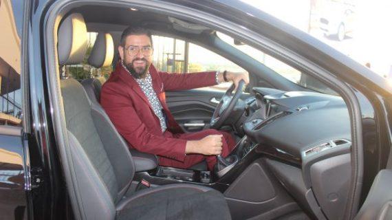 El concesionario de Ford Diversur recibe su primer 'Chairman's award'