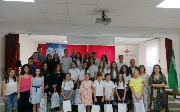 La Fundación Cepsa premia el talento de los escolares onubenses en el Día Mundial del Medio Ambiente