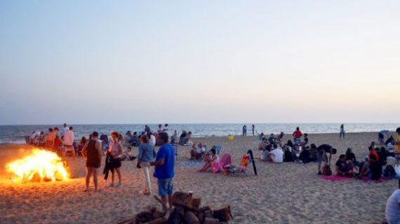 La Noche de San Juan en Punta Umbría contará con seis hogueras controladas este domingo