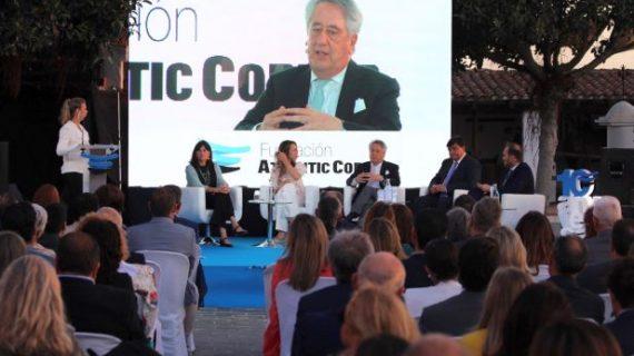 La Fundación Atlantic Copper cumple su primera década creciendo con Huelva