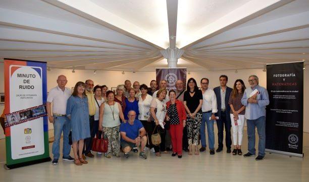 La UHU acoge dos exposiciones fotográficas del alumnado del Aula de la Experiencia