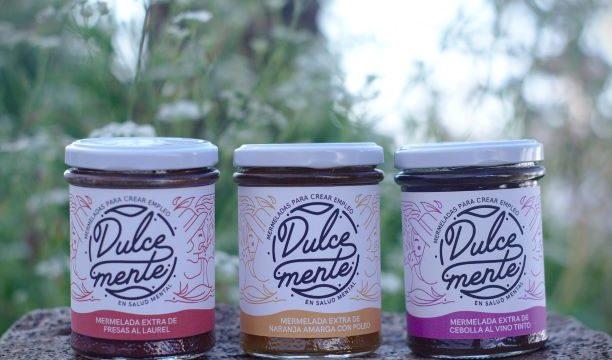El proyecto 'Dulcemente' busca cambiar la vida de personas con problemas de salud mental con la fabricación y venta de mermeladas artesanales