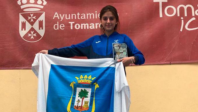 El Club Esgrima Huelva cierra la temporada con dos medallas en el Campeonato de Andalucía Infantil y Cadete