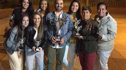 El CD Onuba 2014 Autoparts cierra la temporada recogiendo el trofeo como campeón de la Liga de Sevilla