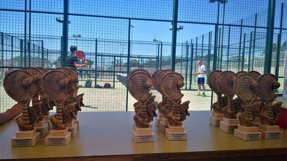 Bonares alberga con enorme éxito la quinta prueba del Circuito de Menores de Pádel Huelva 2019
