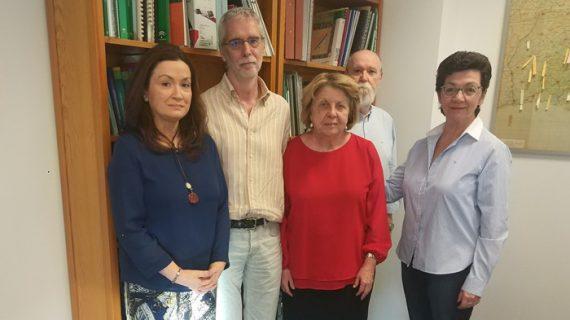 Profesionales de la Delegación de Salud obtienen el primer premio en el XV Congreso Español de Salud Ambiental