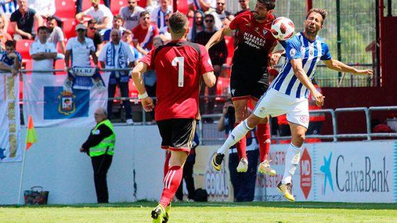 La falta de puntería deja al Recreativo con la obligación de remontar en Huelva el 1-0 sufrido ante el Mirandés
