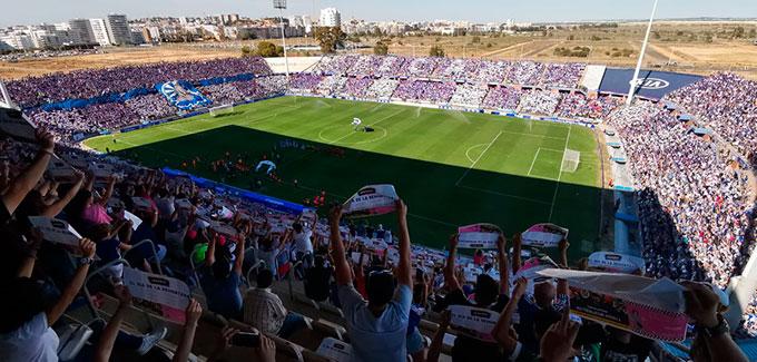 El recreativismo sigue creyendo en el ascenso del equipo. / Foto: @recreoficial.