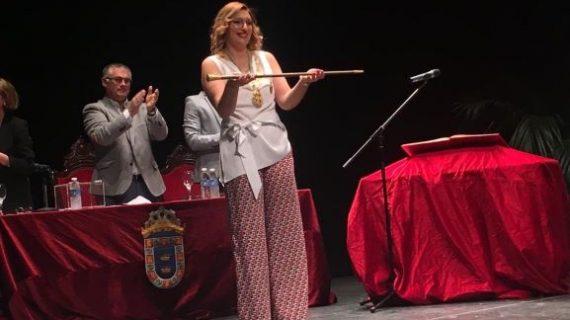 La socialista Syra Senra ya es alcaldesa con el apoyo de Adelante Valverde