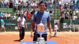 El brasileño Pedro Sakamoto impone su ley en la 94ª Copa del Rey de Tenis