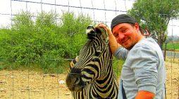 El arocheno Aitor López Gastón marchó a Sudáfrica tentado por experimentar cómo es trabajar en el extranjero