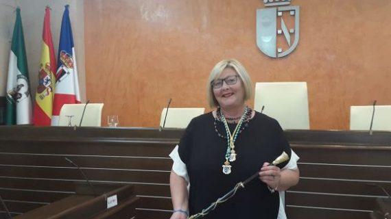 Rocío del Mar Castellano, de la Mesa de Convergencia, nueva alcaldesa de Almonte