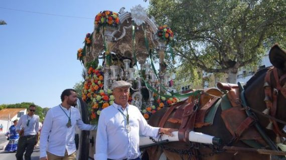 Las hermandades de Ayamonte e Isla Cristina caminan ya hacia la aldea almonteña