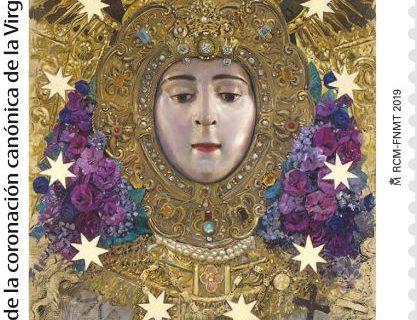 Correos presenta el sello dedicado al Centenario de la Coronación de la Virgen del Rocío