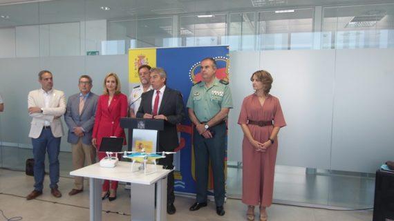 El plan 'Rocío Seguro 2019' del Gobierno incorpora por primera vez el uso de drones y la monitorización de redes sociales