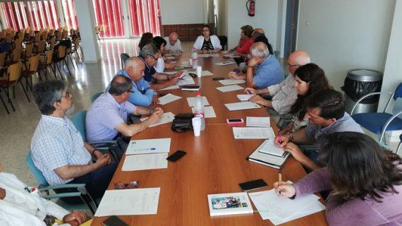 Asociaciones de la provincia debaten en la Comisión de Participación Ciudadana el futuro del Infanta Elena
