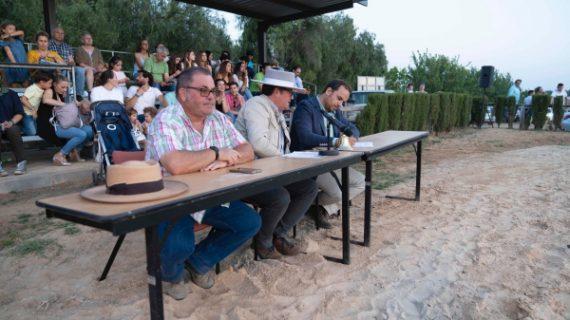 El II Certamen Agroganadero Saca de las Yeguas se consolida con una gran participación en la primera jornada de pruebas