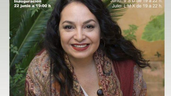 Beas acoge la exposición 'Rostros. Mujer Iberoamericana' de Juana Martín