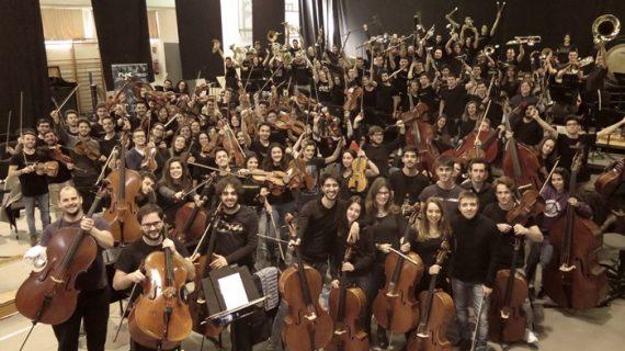 La Orquesta Joven de Andalucía abre la convocatoria de audiciones