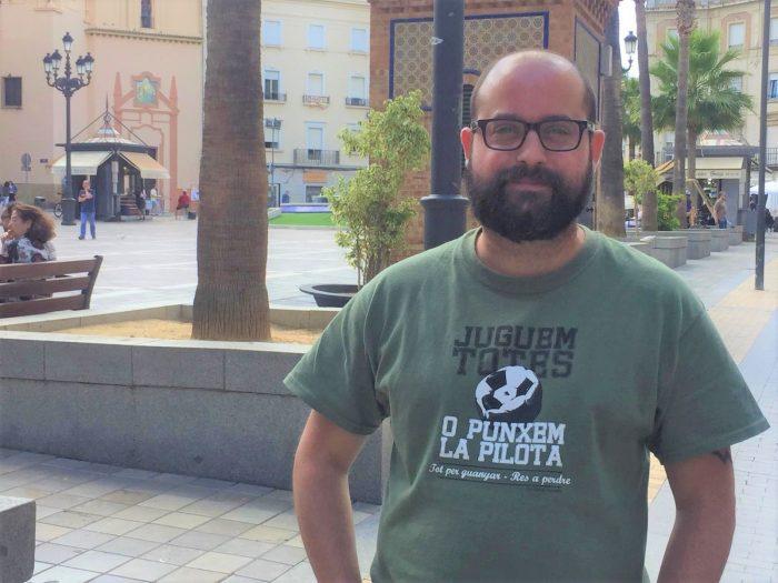 El bollullero Pablo Martín, un hacker cívico que desarrolla software de vigilancia política a nivel internacional