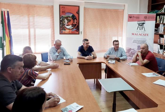 Reunión informativa para promover la participación en el II Reto Malacate