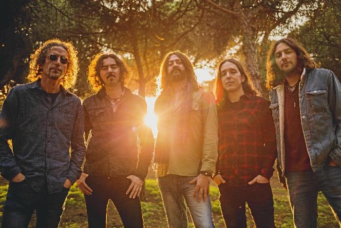 El grupo onubense Rusty River reafirma su sonido rock con su último single 'Girl From Russell Square'