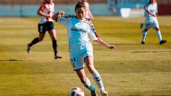 El Sporting Puerto de Huelva refuerza su delantera con el fichaje de Sara Navarro