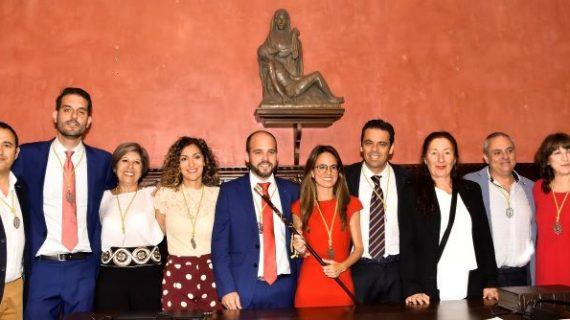 La socialista Natalia Santos, nueva alcaldesa de Ayamonte