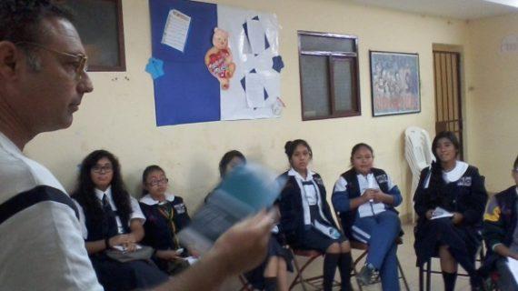 Chapuzón solidario por Bolivia en Matalascañas