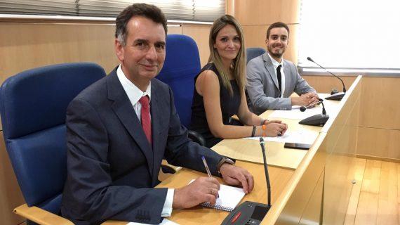 Tres concejales de Aljaraque renuncian a su sueldo
