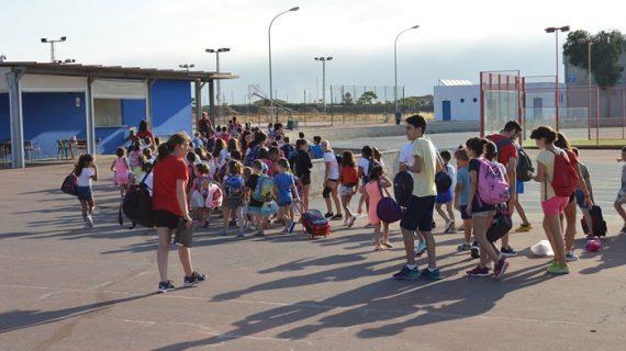 Comienzan las Escuelas de Verano y Multiaventura en San Juan del Puerto