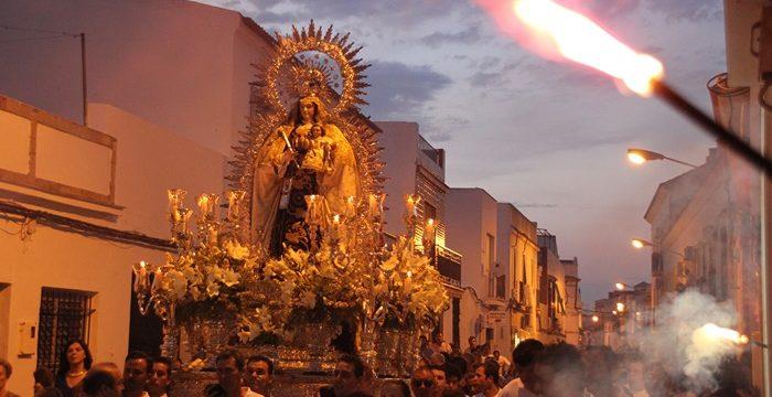 La devoción de San Juan del Puerto a la Virgen del Carmen alcanza los 490 años