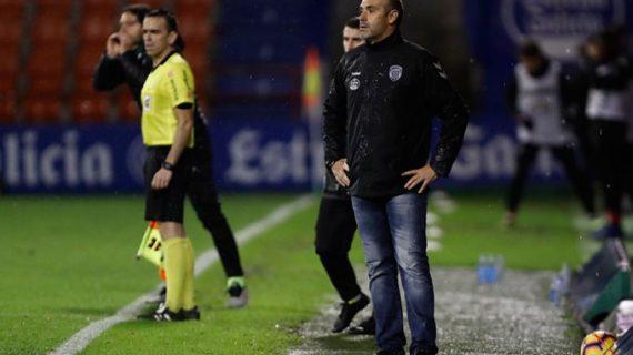 El Recreativo hace oficial el fichaje de Alberto Monteagudo como nuevo técnico del primer equipo