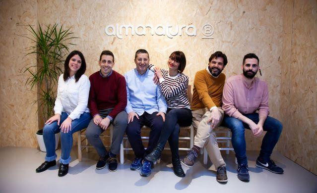 'AlmaNatura', desde Arroyomolinos de León a ser reconocida como una de las mejores empresas para el mundo