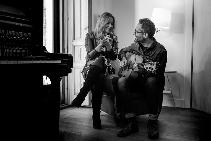Rocío Márquez y Jorge Drexler llegan al Foro para crear 'Puentes sutiles' entre el folclore y el flamenco
