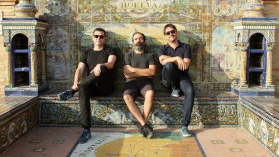 'La Flecha', primer adelanto de 'Andévalo', el disco de debut de la banda Beladrone