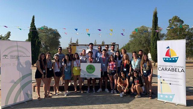 Más de 200 niños participan en el primer Campo de Voluntariado que tiene lugar en Lepe