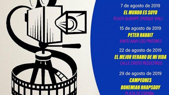 San Juan del Puerto abre el Cine de Verano 2019 en el que se proyectarán seis películas